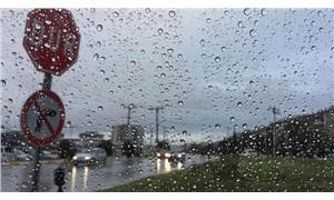 Meteoroloji'den sağanak ve kuvvetli yağış uyarısı