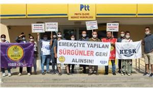 Sürgün edilen PTT emekçileri BirGün'e konuştu: Önlem alın dedik, sürüldük!