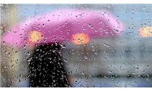 Meteoroloji'den kuvvetli yağış ve rüzgâr uyarısı
