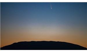 Neowise kuyruklu yıldızı, ağustos ayına kadar Dünya'dan çıplak gözle görülecek