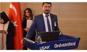 Uşak Üniversitesi'nde 'iltisakı' olan kişi Dekan yapılmış!