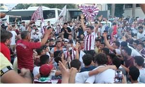 Hatayspor şampiyon olarak Süper Lig'e çıktı