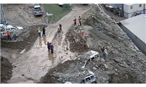 Artvin'de sel felaketi: 4 kişi hayatını kaybetti
