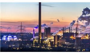 Türkiye'de sanayi üretimi Mayıs ayında geçen yıla göre yüzde 19,9 azaldı