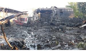 Zonguldak'ta salyangoz fabrikasında patlama: 1 işçi yaşamını yitirdi