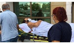 2 polisi yaralayan zanlı, sedye ile getirildiği adliyede tutuklandı