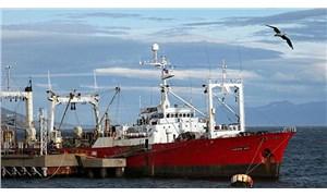Arjantin'de 35 gündür denizde olan balıkçılar Covid-19'a yakalandı