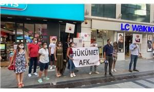 CHP Gençlik Kolları'ndan 'İnternetimize dokunmayın' eylemi