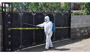 Koronavirüsle mücadele kapsamında 5 ilde birçok bina karantinaya alındı