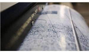 Marmara Denizi'nde 3.3 büyüklüğünde deprem
