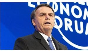 Brezilya Devlet Başkanı Bolsonaro'nun Covid-19 testi tekrar pozitif çıktı