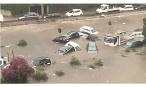 İtalya'nın Palermo kentinde sel felaketi: 2 ölü