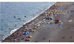 Muhtarlık halk plajını ihaleyle kiraladı: Şezlong ücretli oldu