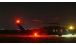 Van'da keşif uçağı düştü:  7 emniyet personeli hayatını kaybetti