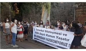 Antalya Kadın Platformu: Haklarımızdan vazgeçmiyoruz