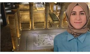 Arkeolog Merve Kaçmış'ın üzerine zimmetlenmek istenen eserlerin eksik olduğu ortaya çıktı
