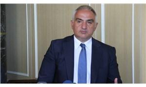 Bakan Ersoy, Çeşme Projesi'nde plan aşamasına geçtiklerini açıkladı