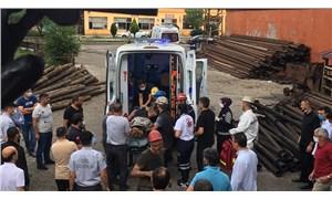 Maden ocağında ağır yaralanan işçi yaşamını yitirdi
