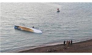 Van Gölü'nde 5 kişinin daha cansız bedenine ulaşıldı