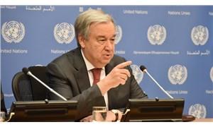 BM Genel Sekreteri: Tarihi ölçekte bir açlık ortaya çıkabilir