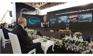Erdoğan, yerli otomobil fabrikasının temel atma töreninde konuştu
