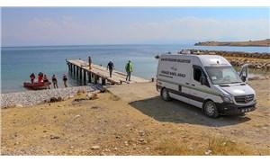 Van Gölü'ndeki tekne faciasında can kaybı 50'ye yükseldi