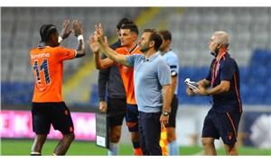 Başakşehir şampiyon oldu, Bilal Erdoğan sahaya indi