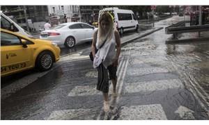 Meteoroloji'den 13 il için gök gürültülü sağanak uyarısı