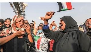 Sudan'da kadınlar kazandı
