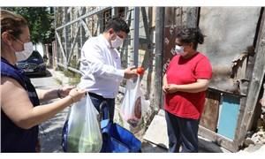CHP'li belediyelerden ihtiyaç sahibi ailelere destek