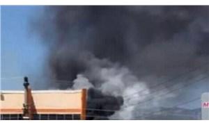 İzmir'de devlet hastanesinde yangın