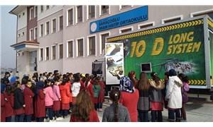 e-okul'da imam hatip reklamı