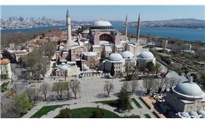 Erdoğan'ın kuzeninden Ayasofya'daki namaz için çekiliş kampanyası