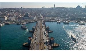Galata Köprüsü araç trafiğe kapatıldı