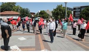 Gaziemir'de Lozan Antlaşması kutlamalarına polis engeli