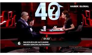 Kırcı'nın ekrana çıkartılmasına tepki: Bu yayını yapan, katliama ortaktır