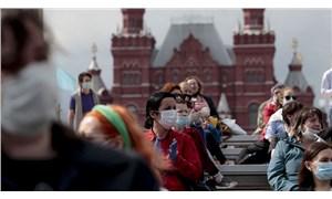 Rusya'da koronavirüs vaka sayısı 800 bini geçti