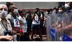 Cumartesi Anneleri'nin 800. haftasında polis engeli: 3 gözaltı