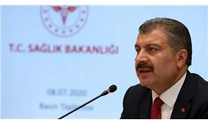 Sağlık Bakanı Koca, pnömoni sayısı en çok azalan ve artan illeri açıkladı