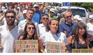 Kazdağları Direnişi'nin birinci yılı: Ruhsat uzatma talebi reddedilsin