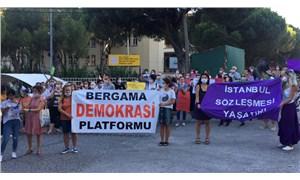 Bergama Demokrasi Platformu: İktidarın politikaları kadınları öldürüyor