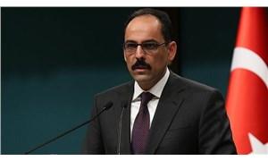Cumhurbaşkanlığı Sözcüsü Kalın'dan Ali Erbaş açıklaması