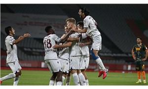 Ziraat Türkiye Kupası'nın sahibi Trabzonspor