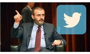 AKP'li Ünal'dan Twitter'a 'kapatabiliriz' mesajı