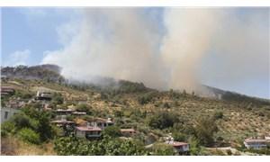 Hatay'da 4 farklı noktada çıkan orman yangını kontrol altına alındı