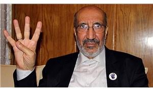 AKP'den açıklama: Abdurrahman Dilipak'a dava açacağız