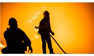 ABD'deki yangın kontrol altına alınamıyor: 20 bin dönümden fazla ormanlık alan yandı