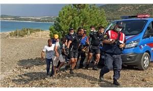 Salda Gölü'ne giren 13 yaşındaki çocuk boğuldu