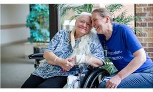53 yıl önce birbirlerinden ayrılan kız kardeşleri koronavirüs buluşturdu