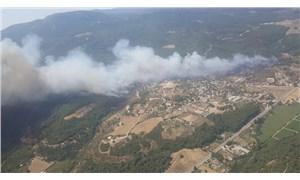 Bakan Pakdemirli duyurdu: 4 ildeki 6 orman yangını kontrol altına alındı